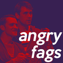 Angry Fags by Topher Payne