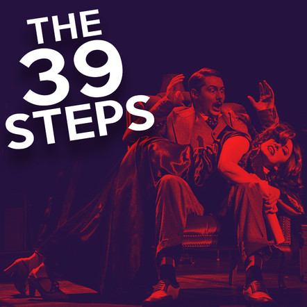 The 39 Steps by Patrick Barlow
