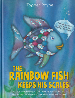 The Rainbow Fish Keeps His Scales