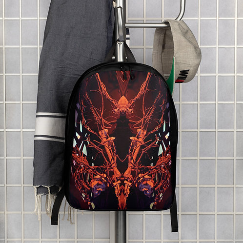 Wall of Death Back Pack