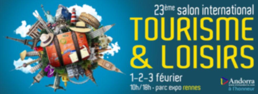 Salon internationla du tourisme et des loisirs de Rennes