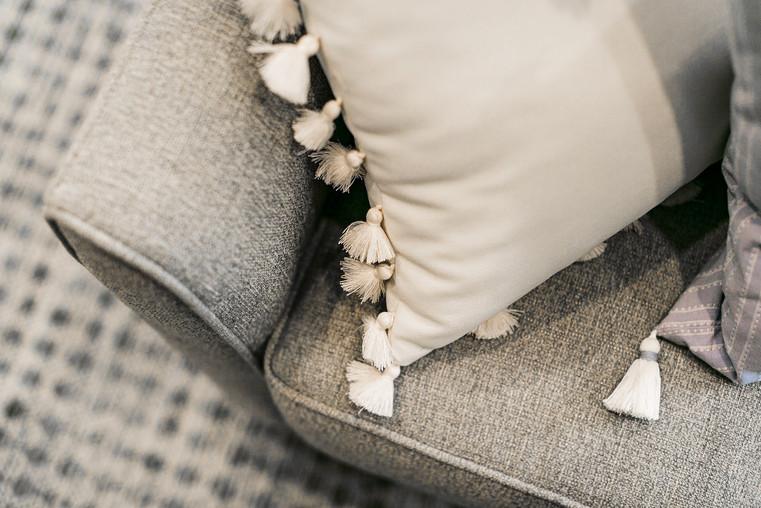 Tassle Pillow