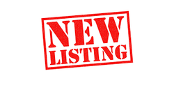 New listing place marker