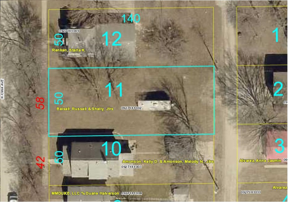 Beisell 416 N Iowa