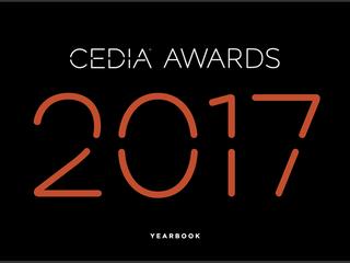 Полный каталог проектов конкурса CEDIA Awards 2017