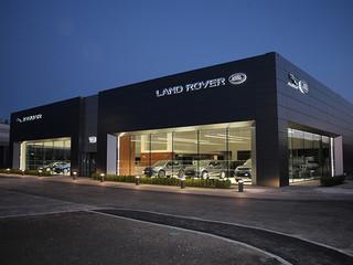 Jaguar Land Rover - наш новый реализованный проект для старых друзей и партнеров!