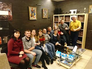 Шоу-рум принимает гостей из Архитектурного Бюро ASP-Exclusive!