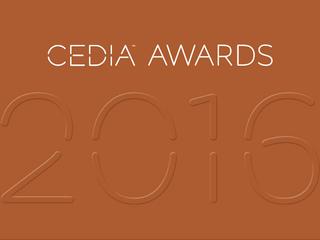 Полный каталог проектов конкурса CEDIA Awards 2016