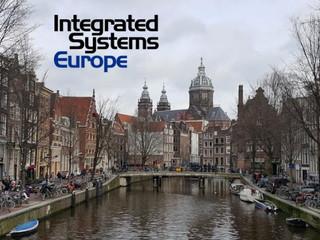 ISE 2018: визит с партнерами на крупнейшую выставку интегрированных систем!