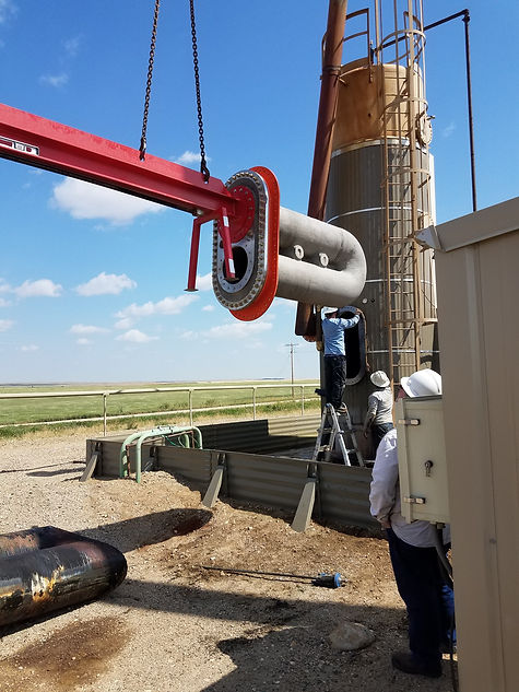 patloc safety systems legendary fire tube save lives kraken operating forever tube oilfield well site