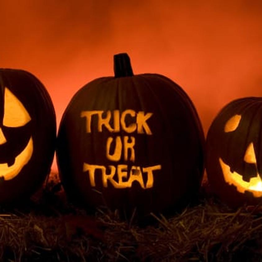 Shamrocker's Halloween Party