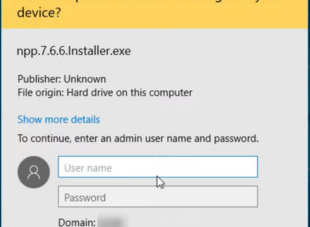Disabling Troublesome UAC Prompts in a Windows Server Environment