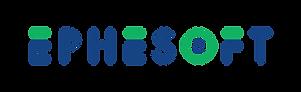 2019 Ephesoft Logo Variations - logo whi