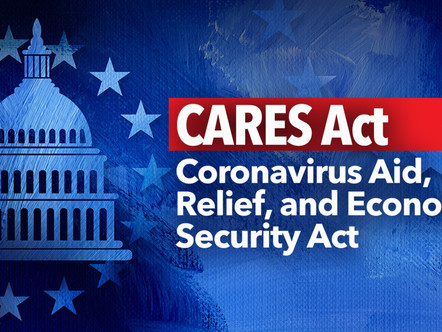 Invest In Technology with CARES Act Funding