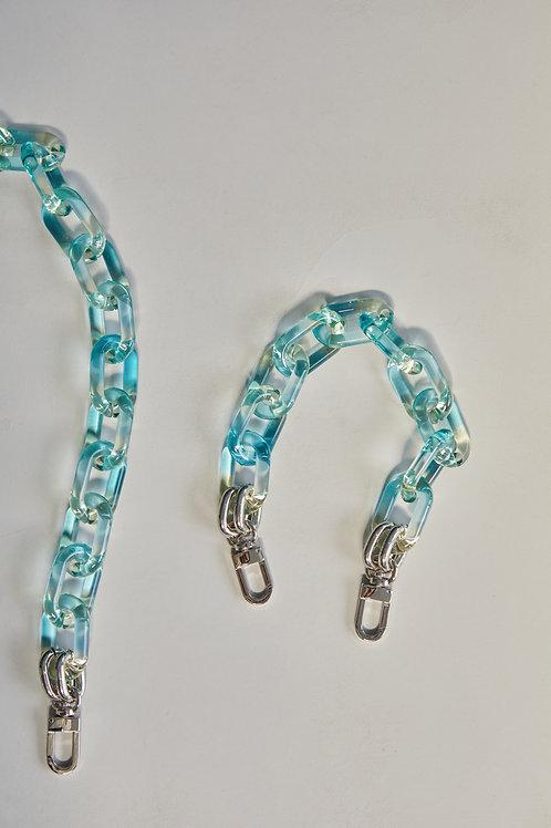 zudritt  gummy chain 37cm (s)