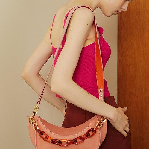 zudritt shoulder strap Orange - Pink