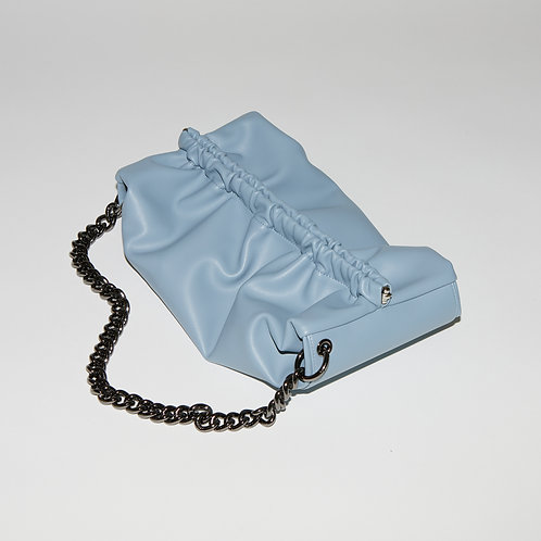 20° Bun Bag M - Baby blue