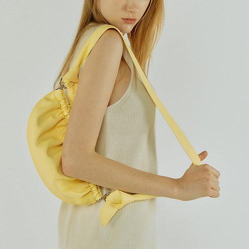Gnocchi bag M - banana 20 SAMO ONDOH