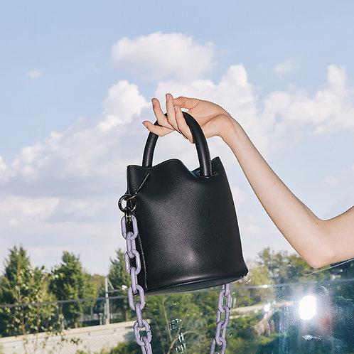 11° Hannah bag - Black [SAMO ONDOH]