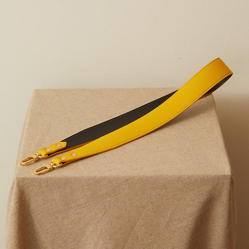 zudritt shoulder strap Yellow & Black