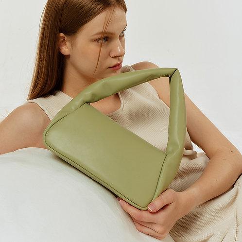 mug Bag M lambskin - mint 10 SAMO ONDOH