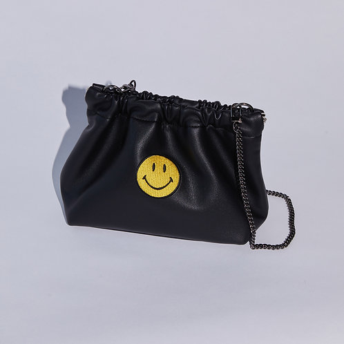20° Plea Bag S Black - Smile