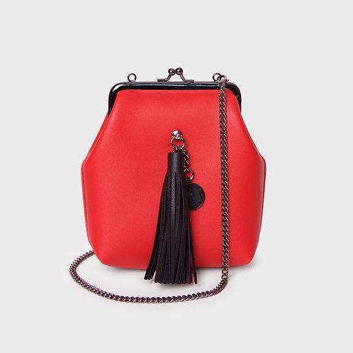 9° Mia Bag RED - TASSEL