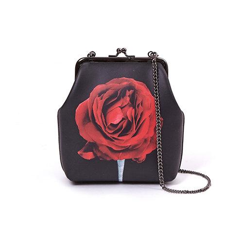 9° Mia Bag - RED BLOSSOM