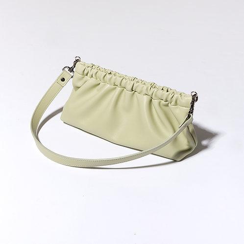 shoulder plea Bag S - mint 20 SAMO ONDOH