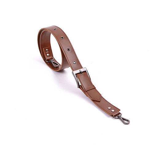 9° BELT STRAP - BROWN