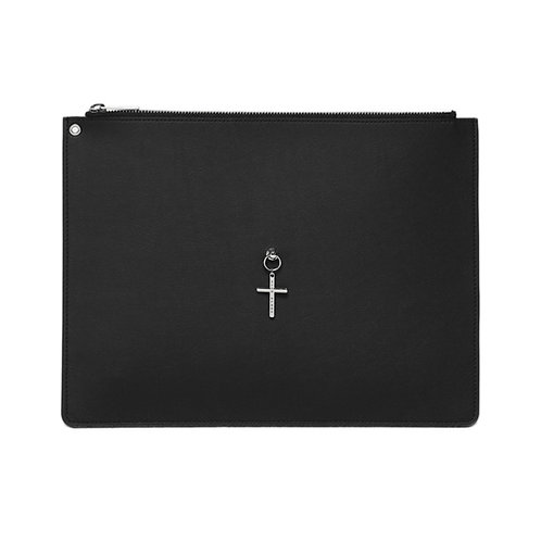 14° C (M) BLACK - A CROSS (SILVER)