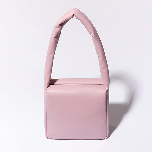 sponge Bag M lambskin - pale pink 10 SAMO ONDOH