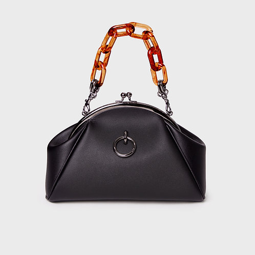 11° momo bag BLACK - ring [SAMO ONDOH]