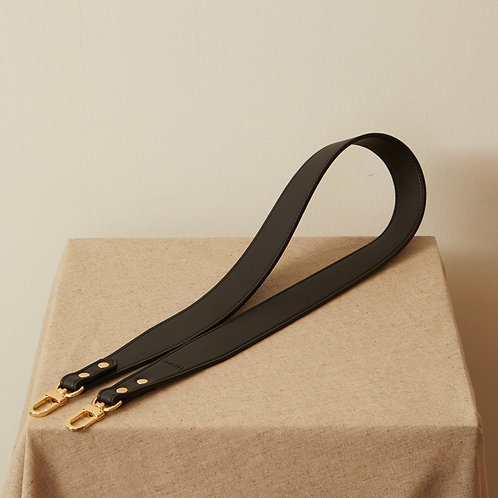 zudritt shoulder strap Black