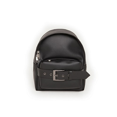 1° MINI B BLACK - BUCKLE
