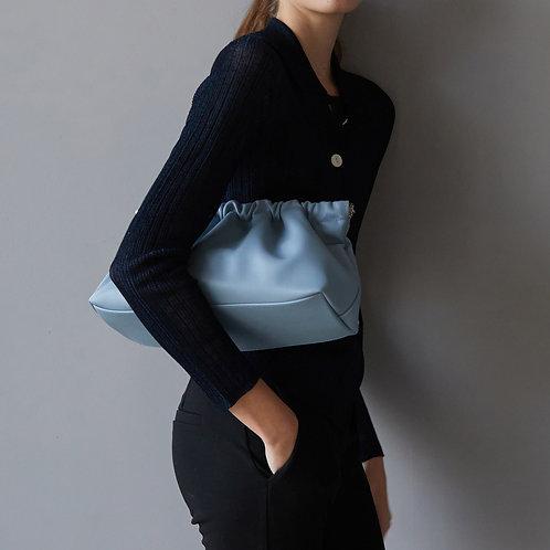 20° Plea Bag M - baby blue