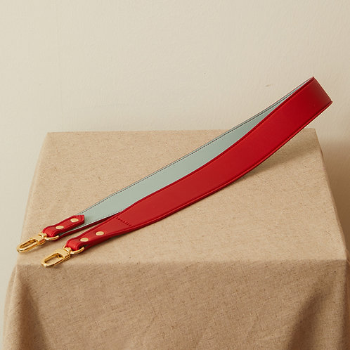 zudritt shoulder strap Red - Mint