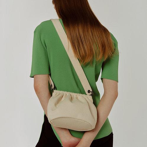 egg Bag S - knitted 10 SAMO ONDOH