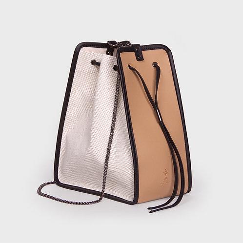 11° Canvas bag IVORY - BEIGE [SAMO ONDOH]