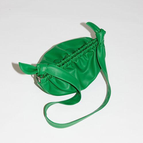 Gnocchi bag M - Green