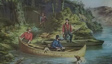 Fishing Scene SP-18