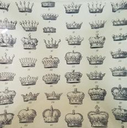 Small French Crowns P-168