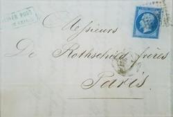 DeRothschild Letter P-162