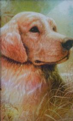Yellow Lab Profile C-136