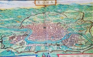 View of Rome M-6