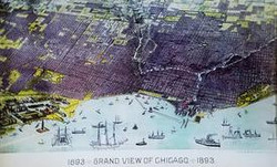 Grand View of Chicago M-60