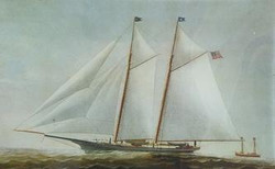 American Sailboat N-7