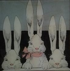 Bunny Ears A-555