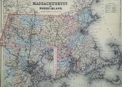 Massachusetts and Rhode Island M-114