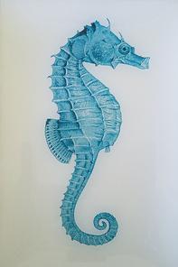 Blue Seahorse S-57